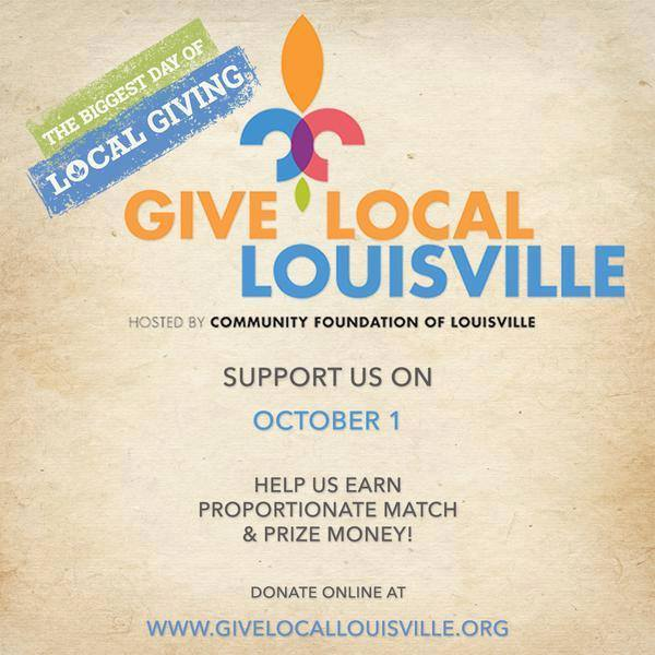 Give Local Louisville Day – October 1 Image