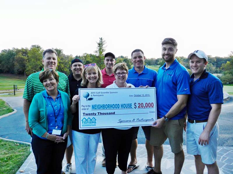 2015 Golf Scramble a Huge Success Image